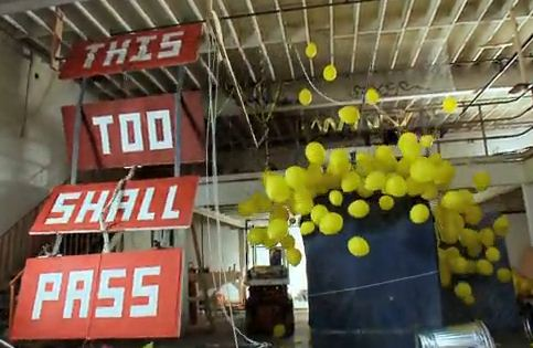 Ok Go - This To Shall Pass - Viral Video