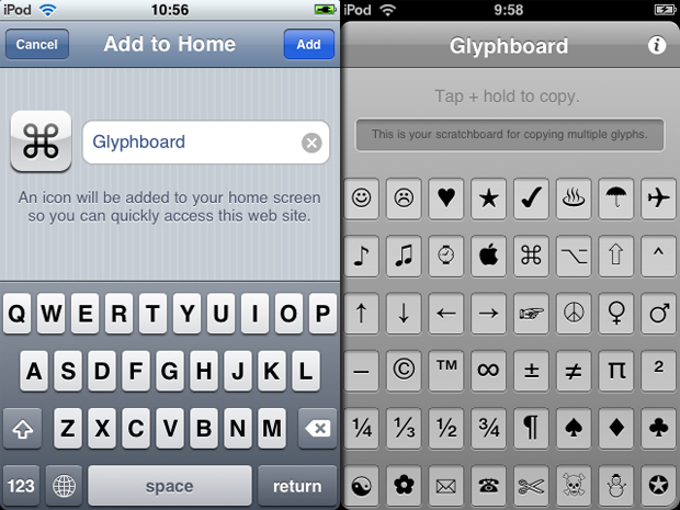 iPhone Features and Shortcuts