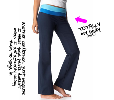 Yoga Pants Love