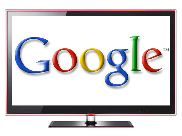 Google TV – Repurposing The Web