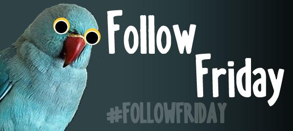 Follow Friday – Blog Style