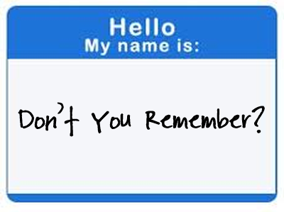 5 tips for remembering someone's name