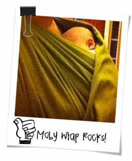 the moby wrap rocks