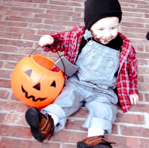 Halloween Lumberjack Costume