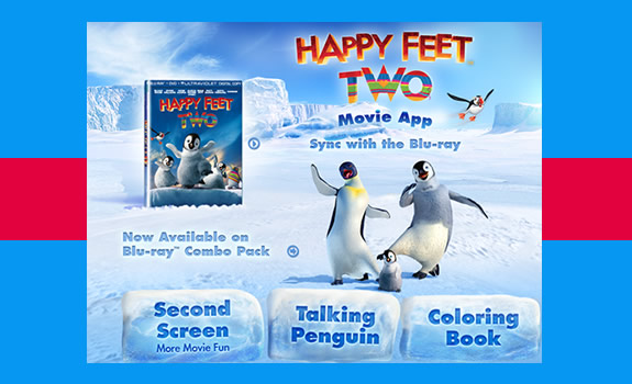 happy feet 2 app