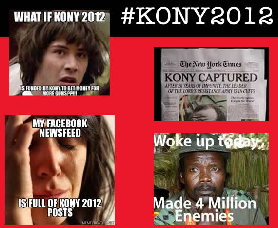 Kony 2012 – Viral for Good? #KONY2012