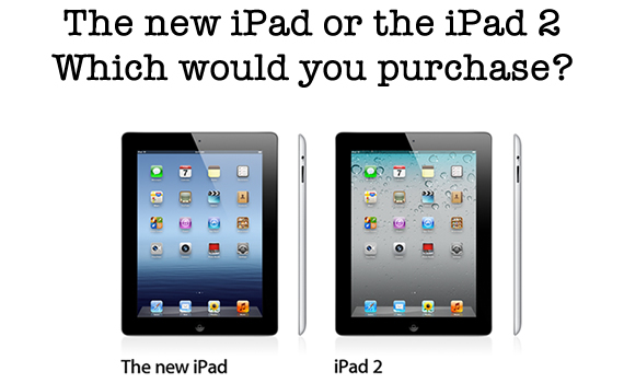 new ipad or ipad 2