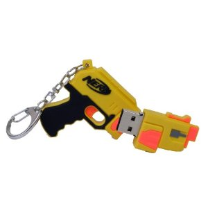 nerf usb flash drive