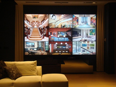 Security Security Video Video Wall For Home Security