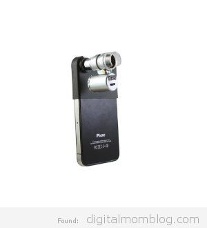 iphone microscope lens