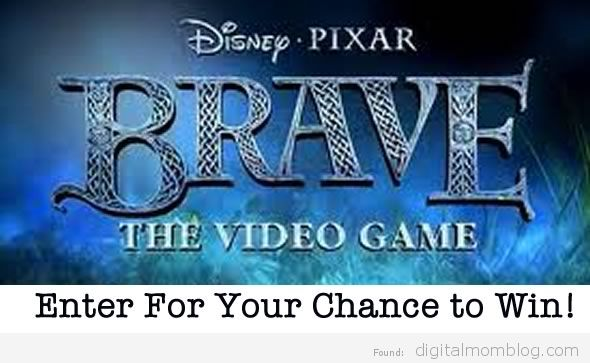 Brave Video Game Giveaway