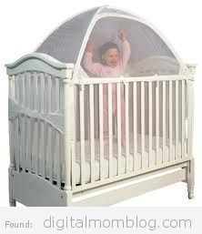 crib tents recalled