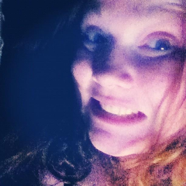 face of insomnia