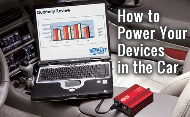 Cool Tech Thursday: How to Power Devices in the Car