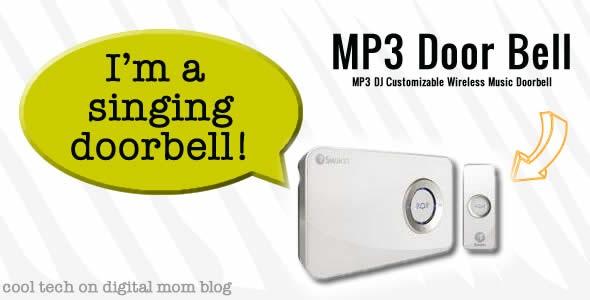 mp3 door bell