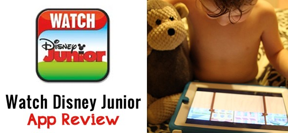 watch disney jr app review