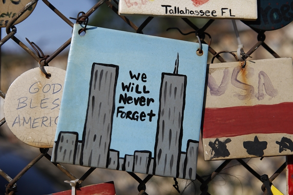 Our Toddlers Don't Know About September 11th