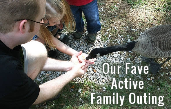 Family Fun Friday – Staying Active