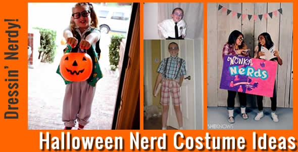 halloween nerd costume ideas