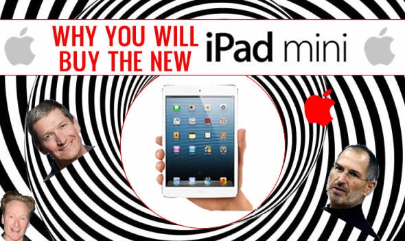 Why You'll Buy the Apple iPad Mini
