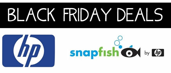 Black Friday Deals from HP and SnapFish