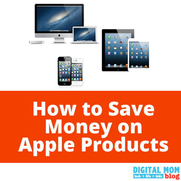 Save on Apple Products