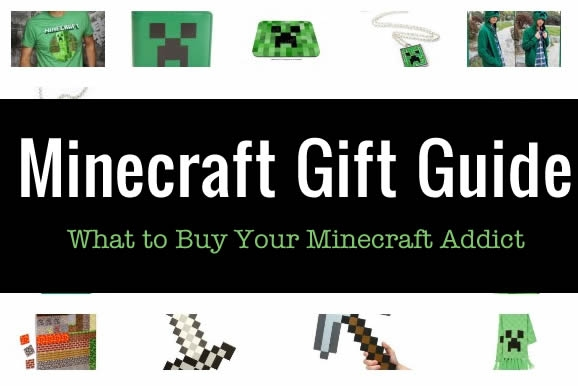 15 Minecraft Gifts for the Minecraft Addict