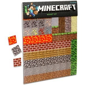 minecraft magnet sheets