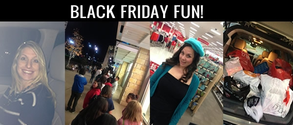 black friday fun