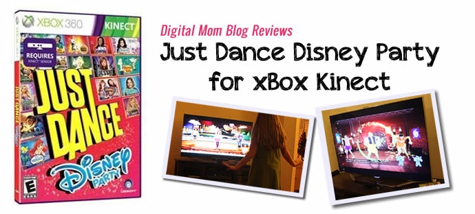 Just Dance Disney Party for xBox Kinect #JDDisney