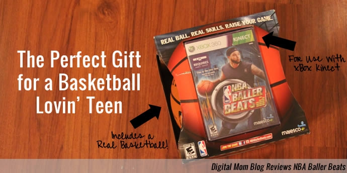 nba baller beats xbox kinect game
