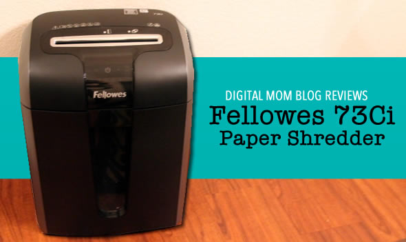 Fellowes 73Ci Paper Shredder Review