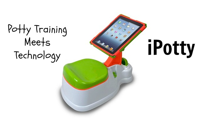 iPotty – How to Potty Train Your Kid in the iPad Age