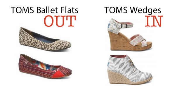 Toms Ballet Flats Discontinued – New Styles Ahead