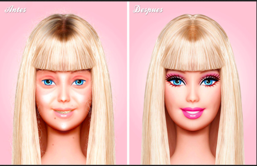if barbie was real - photo #18