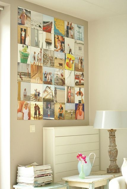 charming-photo-wall