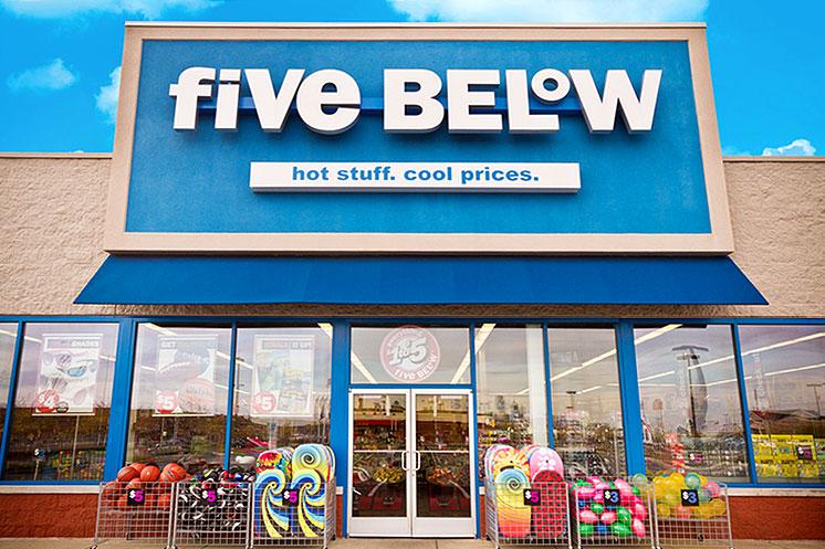 Five and below shop online