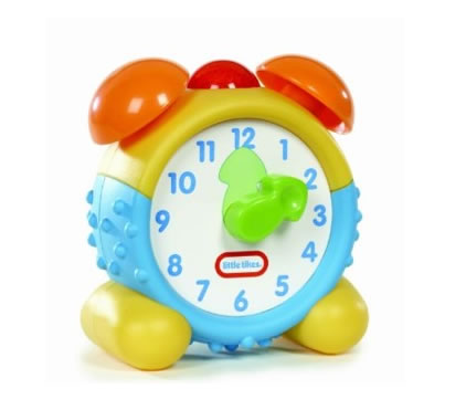 Little Tikes Alarm Clock