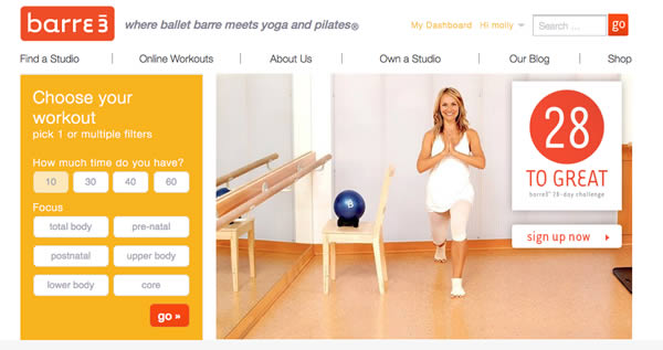 barre3 10 to Go