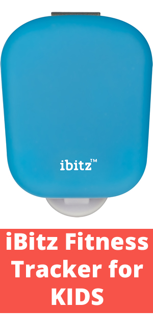 ibitz fitness tracker for kids