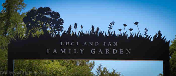 austin family garden