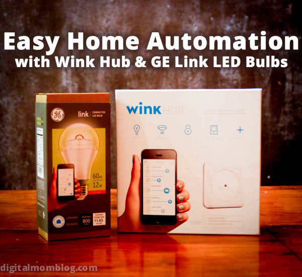 Home Automation Made Easy with GE Link