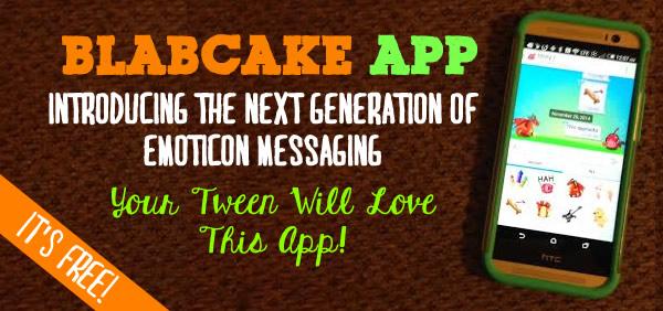 blabcake tween app