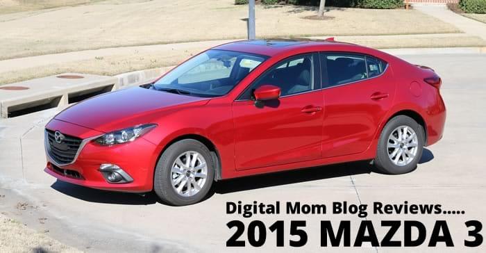 2015 Mazda 3 Review