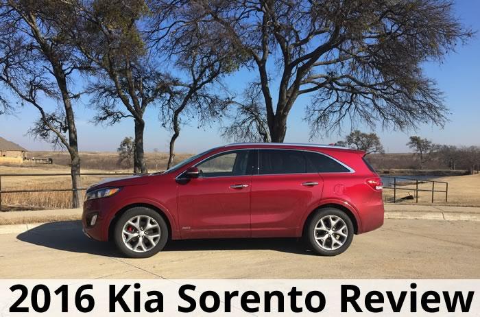 2016 Kia Sorento Review