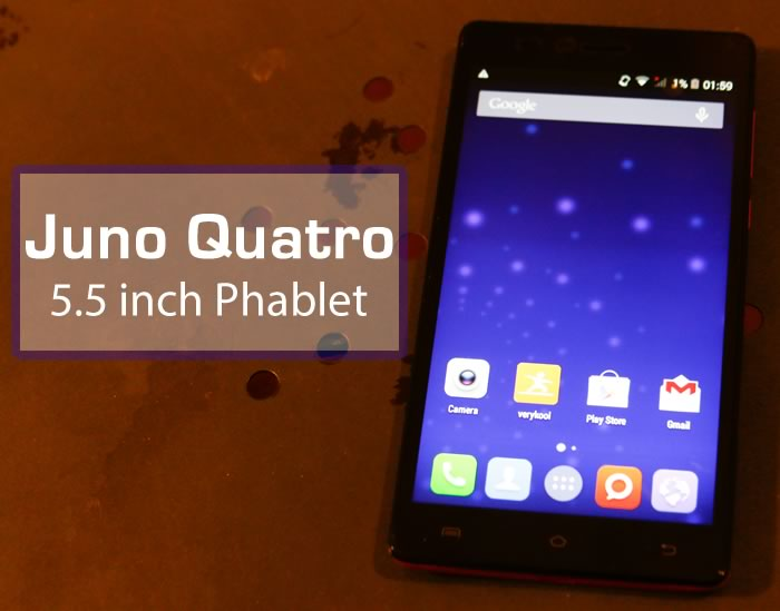 Juno Quatro Review