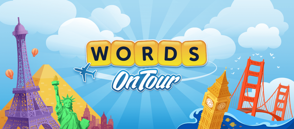 App of the Week: Words On Tour App