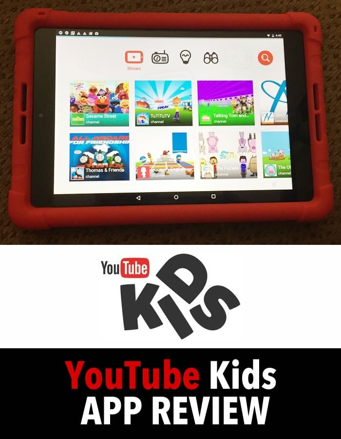App of the Week: YouTube Kids