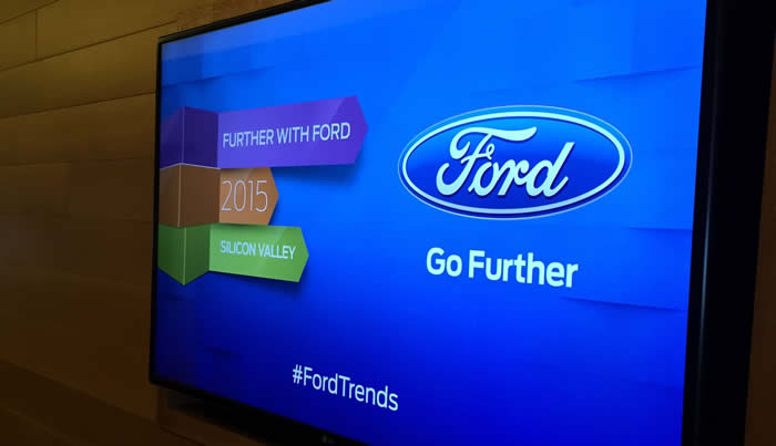 further with ford event