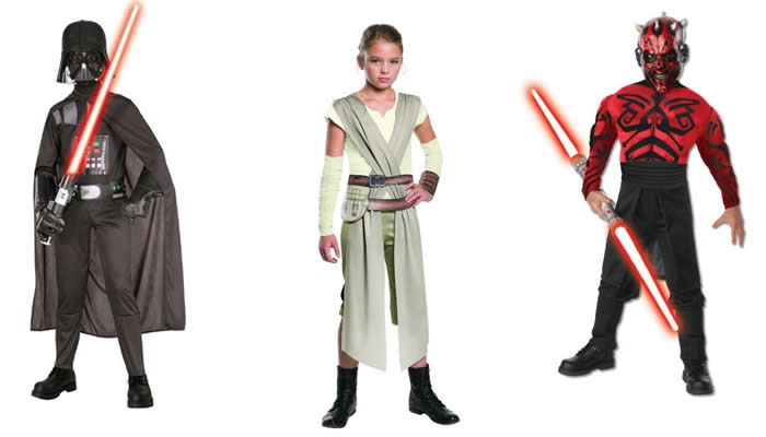 Star Wars Costume Round Up